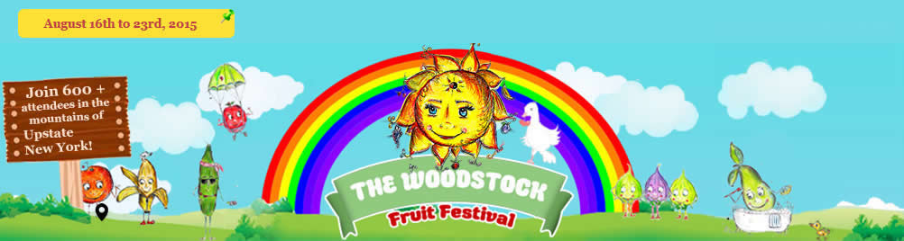 Festivalul Fructelor de la Woodstock - The Woodstock Fruit Festival - 16 ~ 23 August 2015