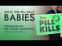 Cum ucide pilula contraceptiva, anticonceptionala, etc copii, copiii nenascuti - How the pill kills babies, the contraceptive pill, etc kills unborn babies - Dr. Marie Anderson